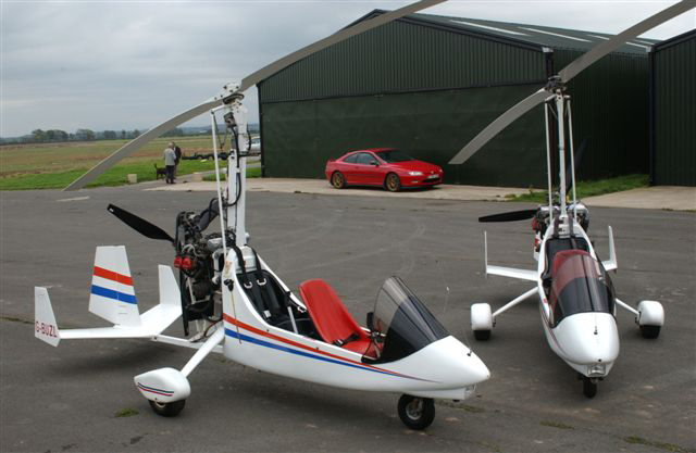 Gyroplanes for Sale | Lake District Gyroplanes