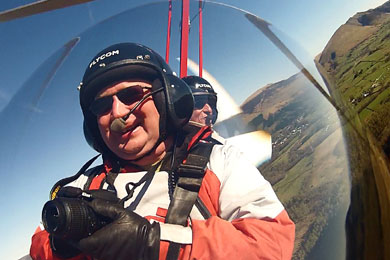 Gyroplane Experiences