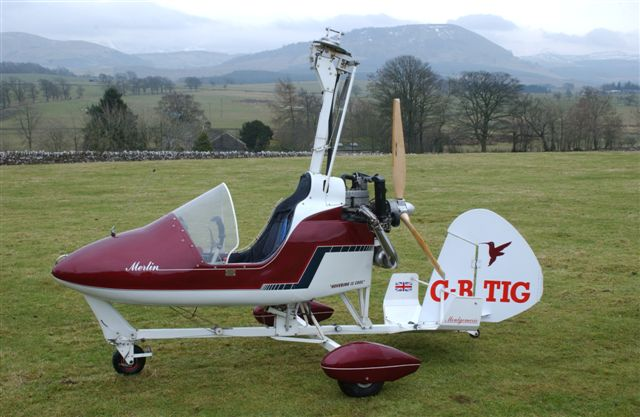 Gyroplanes for Sale – Lake District Gyroplanes