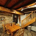 Cruck Barn kitchen