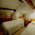 Cruck Barn bedroom